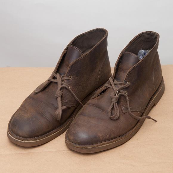 9b0624835ef CLARKS Men's Bushacre 2 Chukka Boot